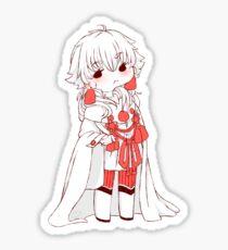 Shiroba Sticker