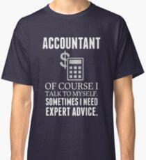 Accountant  Classic T-Shirt