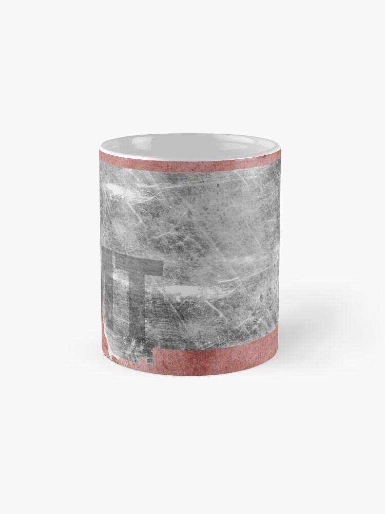 Alternate view of Montana Texture Mug