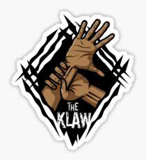 The Klaw Sticker