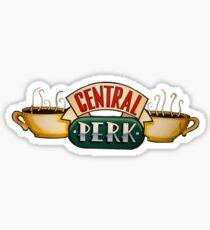 Central Perk Logo Sticker