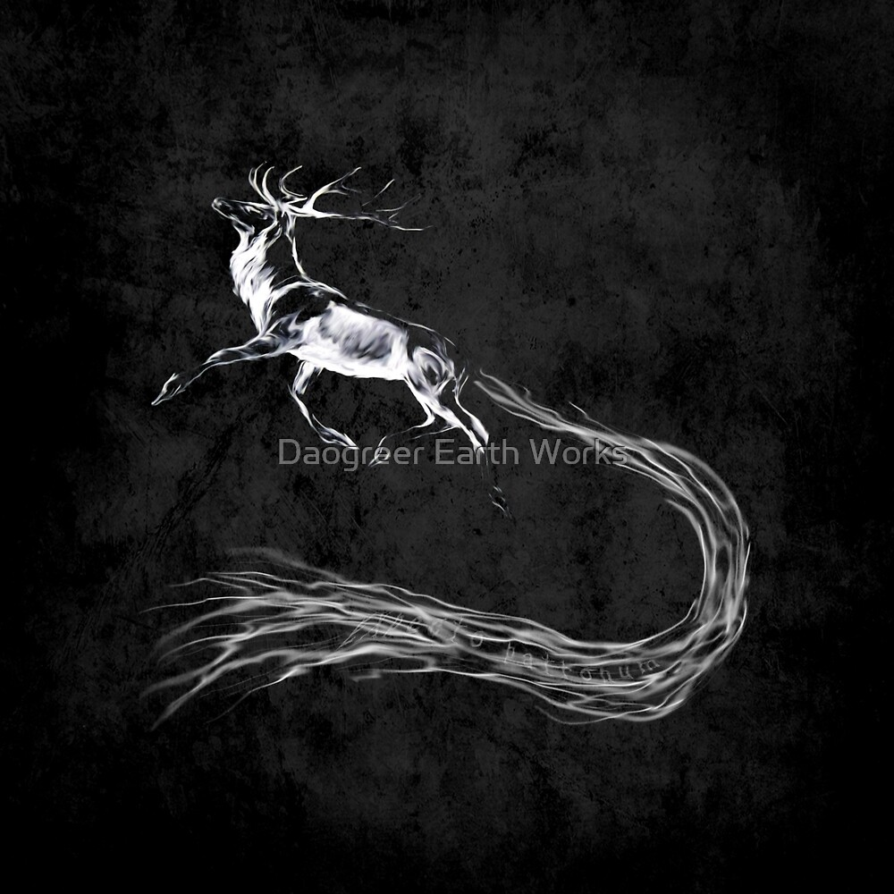 Expecto Patronum by Daogreer Earth Works