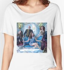 Mozart In The Jungle - tri Women's Relaxed Fit T-Shirt