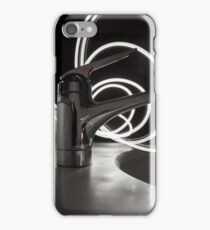 Water tap iPhone Case/Skin