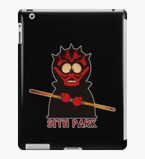 Darth Maul (Sith Park) iPad Case/Skin