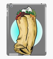 CHIMICHANGA!!! enough said. iPad Case/Skin