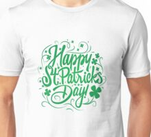 Saint Patrick's Day Unisex T-Shirt
