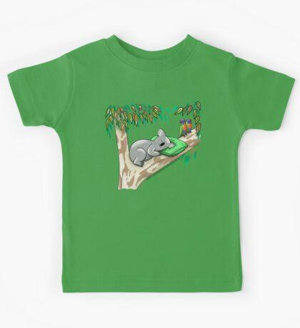 Sweet Dreams Sleepy Koala Kids Clothes