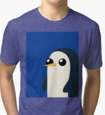 Adventure Time Gunter Tri-blend T-Shirt