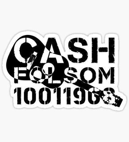 CASH Sticker