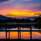 Bowness sundown by Gary Power