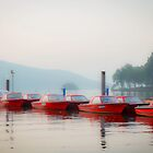 colours of Windermere by Gary Power