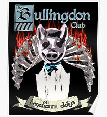 the Bullingdon Club Poster