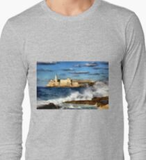 Morro Castle, Havana, Cuba ca.1589  T-Shirt
