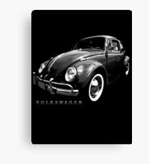 vw käfer, käfer typ1 Canvas Print
