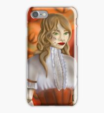 Steam punk ball jointed Doll iPhone Case/Skin