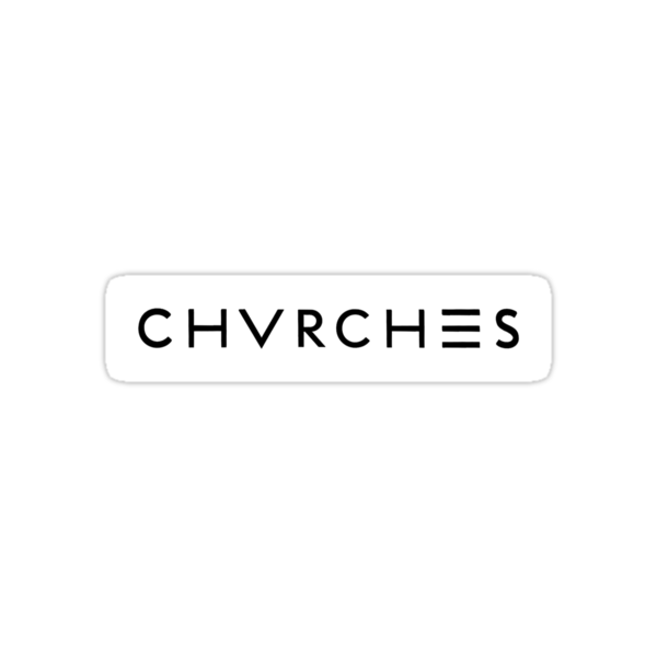 Chvrches Logo Transparent
