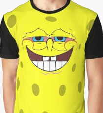 Spongebob High 2 Graphic T-Shirt