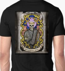 Necromancer: Memento Mori Stained Glass Unisex T-Shirt