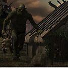 Invaders by MortemVetus