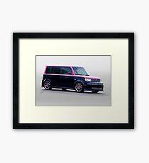 Scion Custom Box Car 3 Framed Print