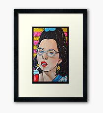 Dawn Weiner - Welcome to the Dollhouse  Framed Print
