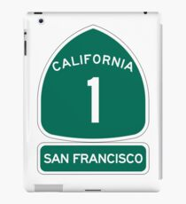 PCH - CA Highway 1 - San Francisco iPad Case/Skin