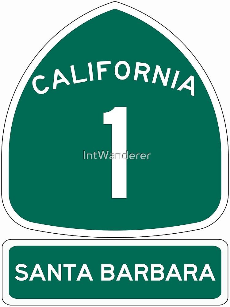 PCH - CA Highway 1 - Santa Barbara by NewNomads