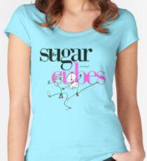 The Sugarcubes - Life's Too Good Shirt Women's Fitted Scoop T-Shirt