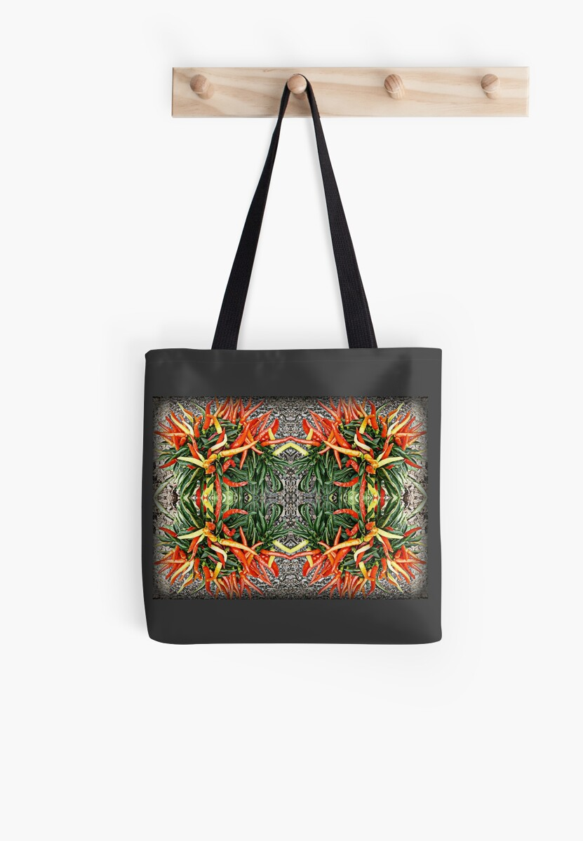 hot tamales tote bags by moongphotos redbubble