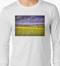 Changing Seasons -Dorset UK Long Sleeve T-Shirt