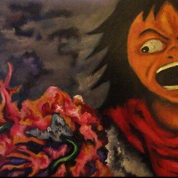 """Tetsuo's Trials"" by Kasigi03"