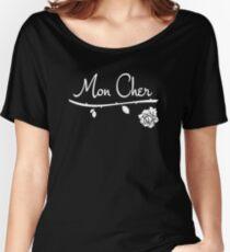 Mon Cher Women's Relaxed Fit T-Shirt