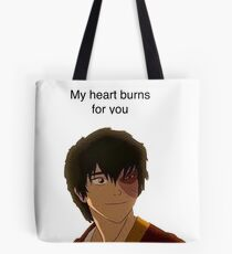 Zuko  Tote Bag
