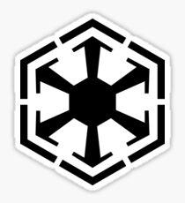 Sith Sticker
