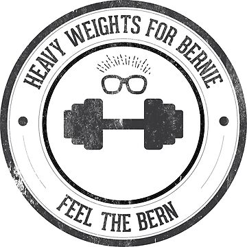 Heavy Weights For Bernie by bluzink