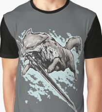 The Swordswolf Graphic T-Shirt