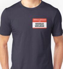 Hercules Mulligan Unisex T-Shirt