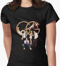 Gossip Girl Women's Fitted T-Shirt