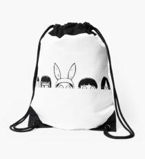 The Belcher Family  Drawstring Bag