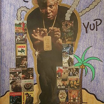 E-40 Discography by jtarts1985