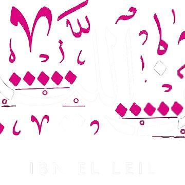 Ibn El Leil - Mashrou' Leila Shirt by WaveSunk