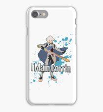 I Main Corrin (Male) - Super Smash Bros iPhone Case/Skin