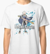 I Main Corrin (Male) - Super Smash Bros Classic T-Shirt