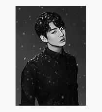 Paper Hearts - Jungkook Photographic Print