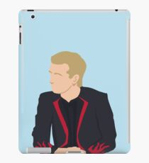 Peeta vector iPad Case/Skin