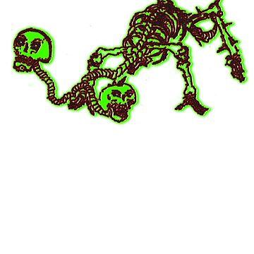 Grotesque Bones III by ErnstderLage
