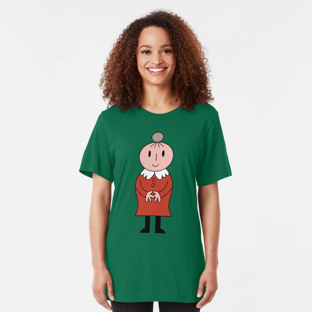 NDVH Aunt Flo Slim Fit T-Shirt