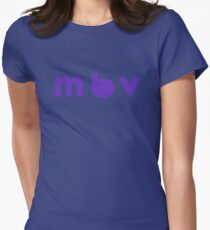 My Bloody Valentine - m b v Shirt Womens Fitted T-Shirt