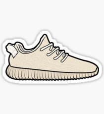 YEEZY 350 Boost Tan Sticker
